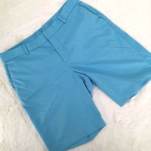 Nike Golf Men's 35 Light Blue Dri-Fit Golf Shorts